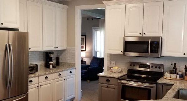 Kitchen Cabinet Painting in Lexington, KY
