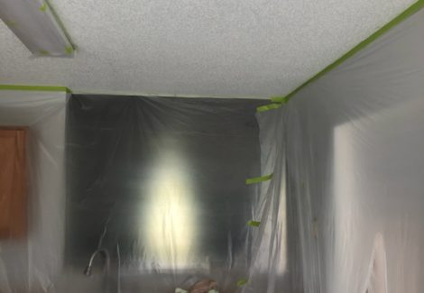 Residential Ceiling Painting in South Carolina