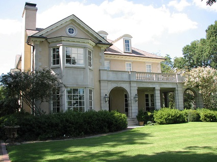 Exterior painting by CertaPro house painters in Little Rock, AR
