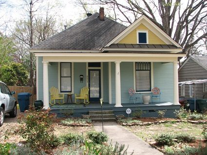 Exterior house painting by CertaPro painters in Little Rock, AR