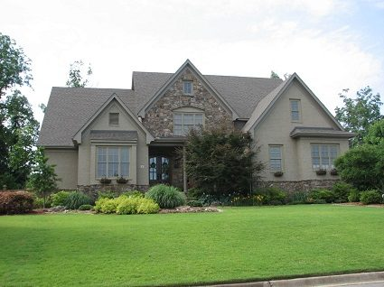 professional exterior painting by CertaPro in Little Rock