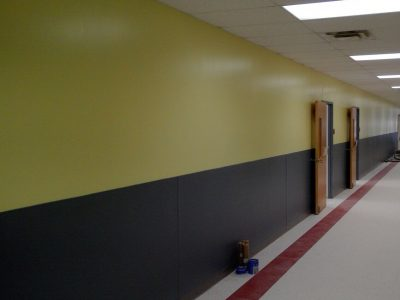 Commercial Educational painting by CertaPro painters in Little Rock, AR