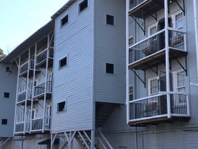 Commercial Apartment painting in Little Rock, AR - CertaPro Painters of Little Rock