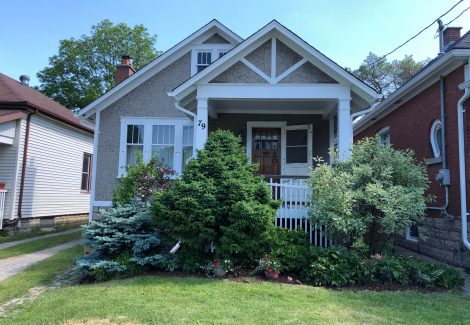 Exterior Painting - London, ON