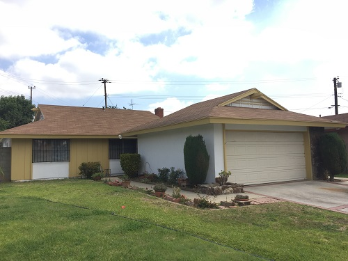 Exterior house painting by CertaPro painters in Carson, CA