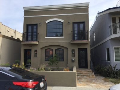 Exterior painting by CertaPro house painters in Long Beach, CA