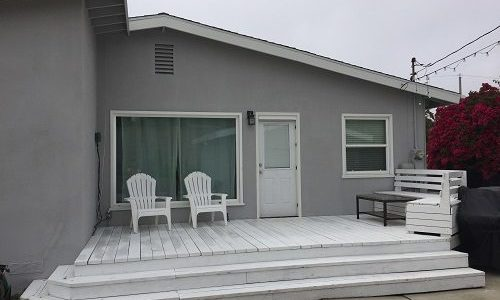 Exterior & Deck Painting