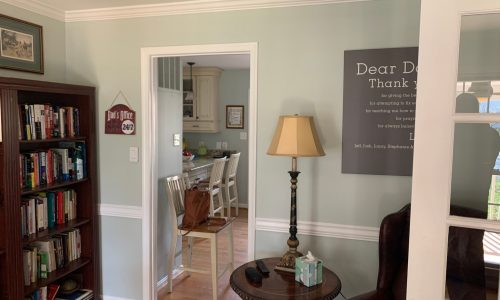 Wall & Trim Painting