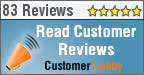 Customer Lobby Reviews Badge