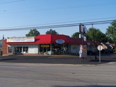 Louisville Commercial Exterior Painting 40205