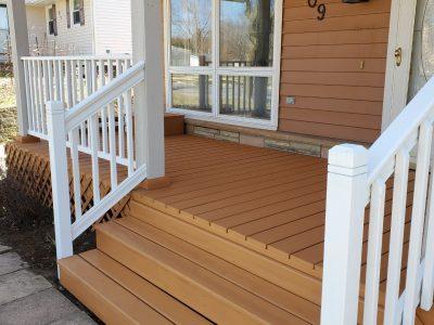 Exterior House, Porch & Trim