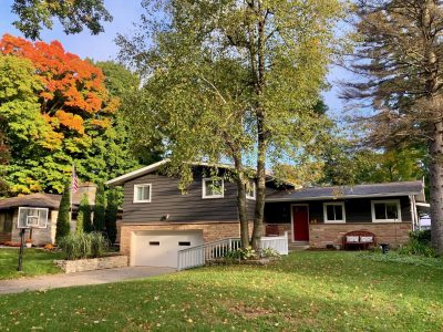 exterior painting project madison wi