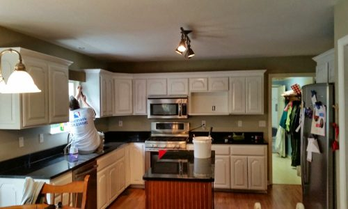 Kitchen Cabinets Project