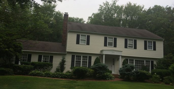 Exterior house painting by CertaPro house painters in Monmouth Junction, NJ