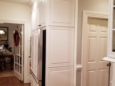 Interior kitchen painting by CertaPro house painters in Hopewell, NJ