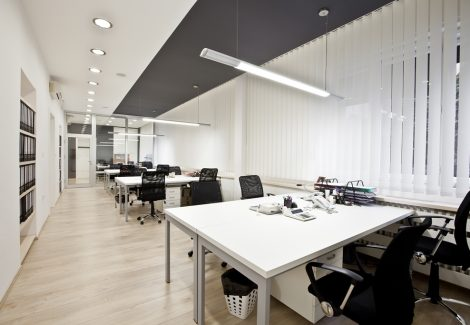 Richmond Office - Interior