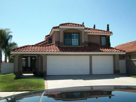 Exterior painting by CertaPro house painters in Ladera Ranch, CA