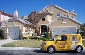 Exterior House painting by CertaPro house painters in Mission Viejo, CA