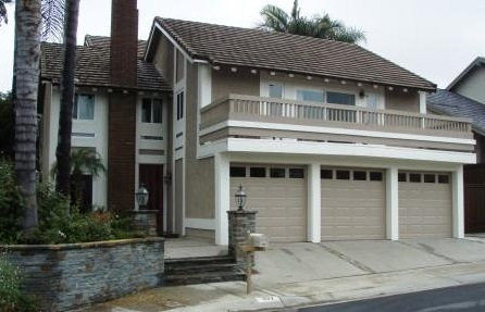 Exterior painting by CertaPro house painters in Mission Viejo, CA