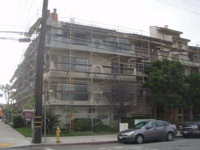 Commercial Condo painting by CertaPro house painters in Mission Viejo, CA