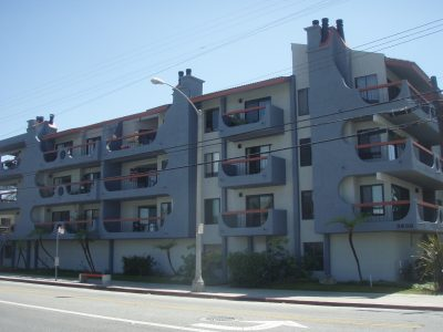 Commercial Condo painting by CertaPro painters in MIssion Viejo, CA