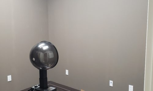 Commercial Hair Salon Painting Project in Sugar Land