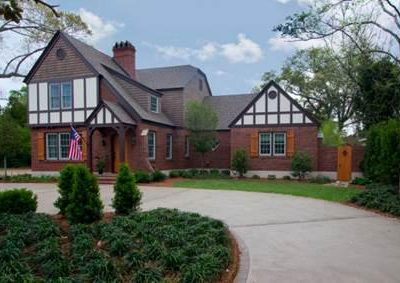 Exterior house painting by CertaPro painters in Spanish Fort, AL