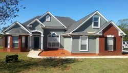 Exterior house painting by CertaPro painters in Baldwin County, AL