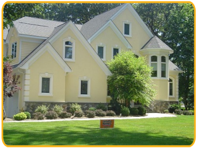 Exterior house painting by CertaPro painters in Somerset County, NJ