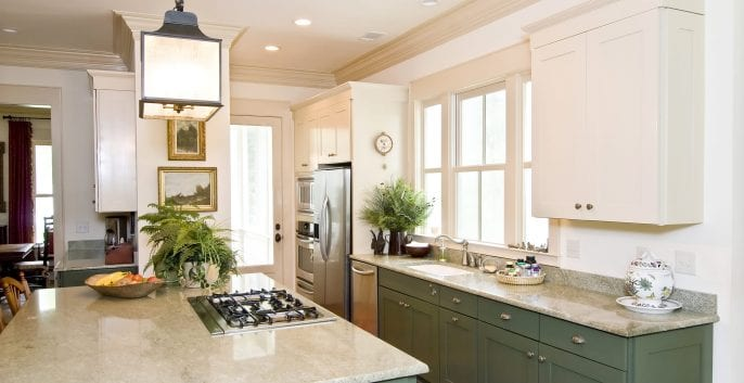 Cabinet Refinishing and Repainting