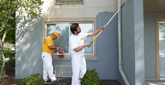 Vacation House Painting