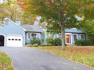 Exterior painting by CertaPro house painters in Glastonbury, CT