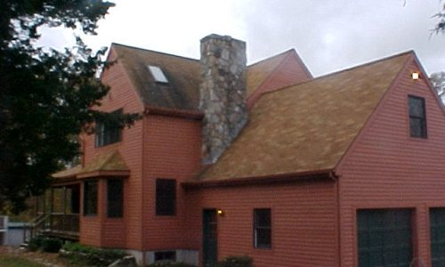 Exterior house painting by CertaPro house painters in Norwich, CT