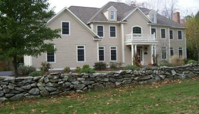 Exterior house painting by CertaPro house painters in Amston, CT