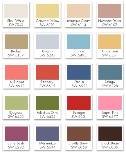 Nashville CertaPro Fashion Paint Palette
