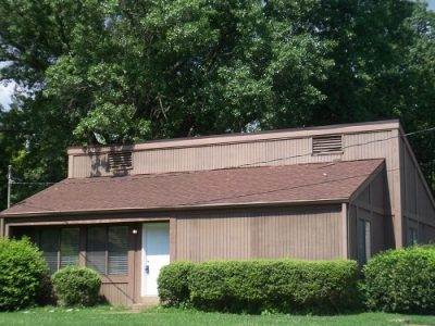 Antioch Exterior Paint Project