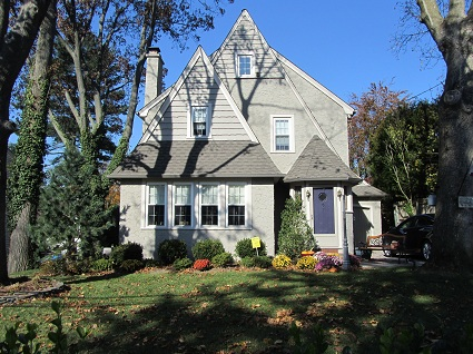 Exterior painting by CertaPro house painters in Mineola, NY