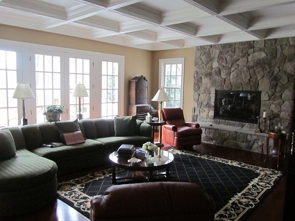 professional interior painting by CertaPro in Nassau County, NY
