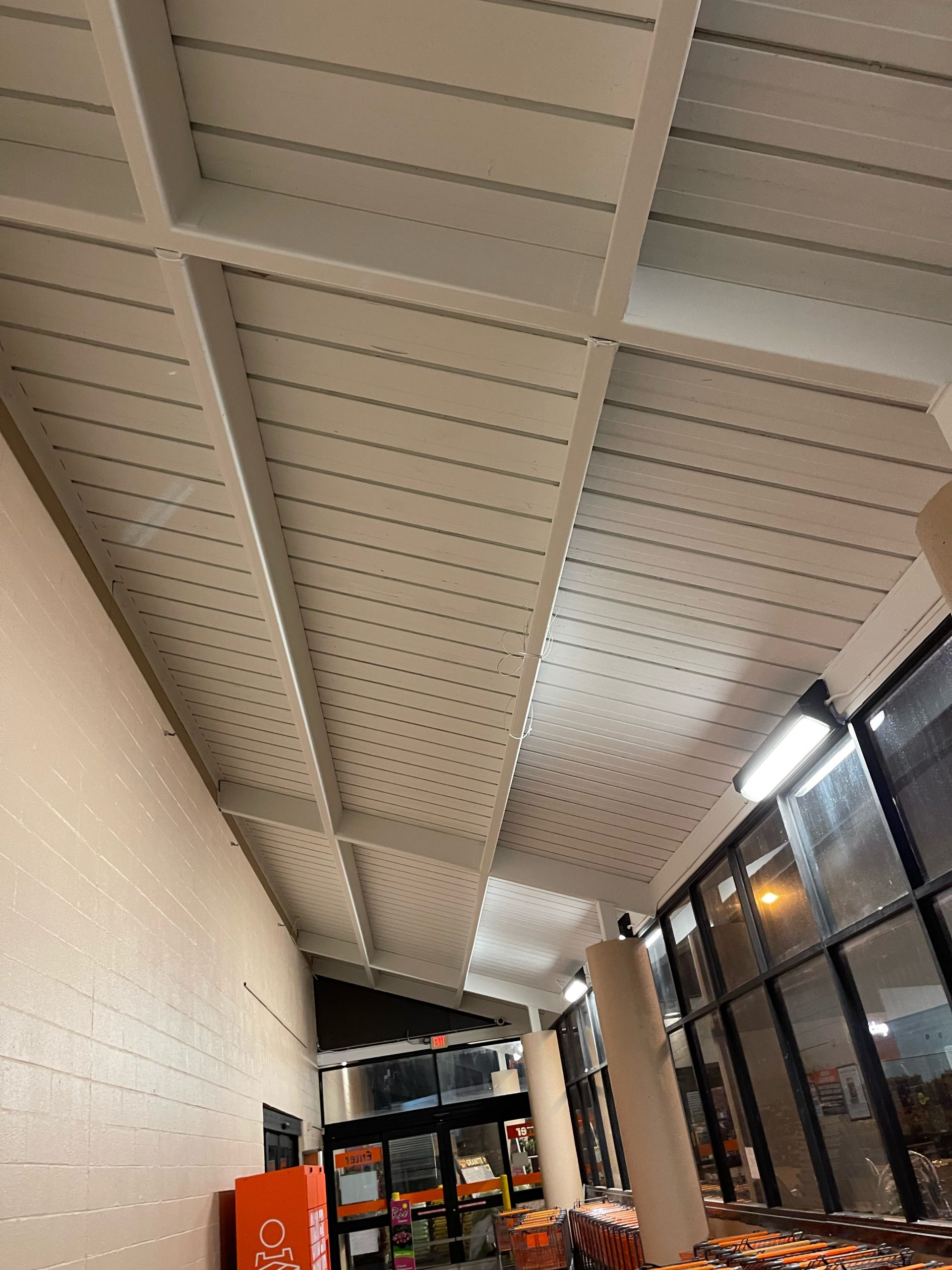Commercial Project – Home Depot After