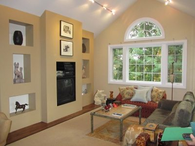 Interior house painting by CertaPro painters in Nassau County, NY