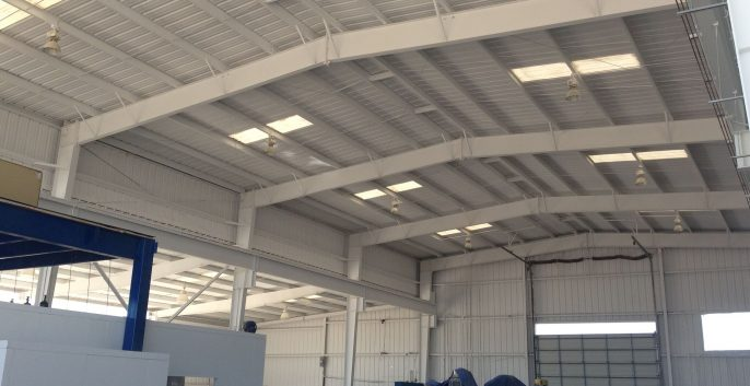 Commercial Industrial Painting in Texas
