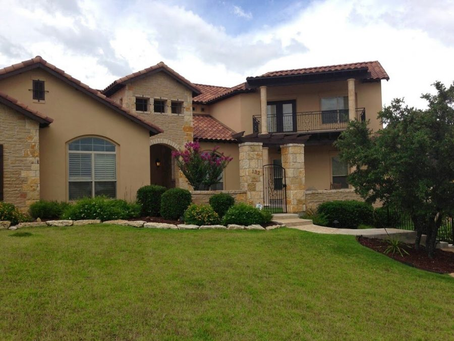 Exterior Painting Project by CertaPro Painters of NE San Antonio, TX