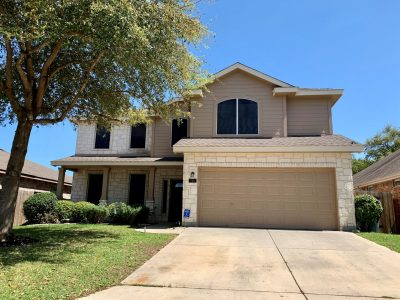 exterior painting transformation in cibolo