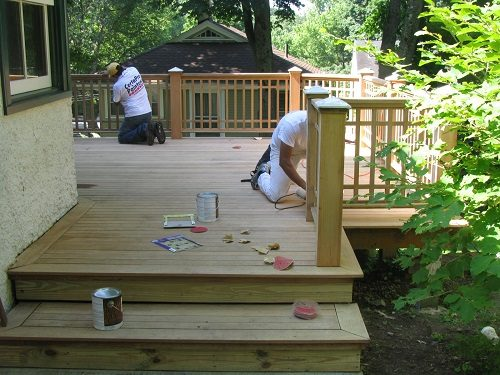 CertaPro Painters - Deck Restoration Services in Needham, MA