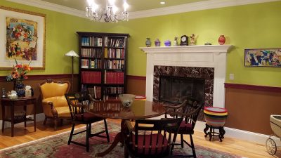 Westwood, MA Interior Painting