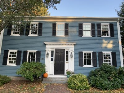 georgetown ma exterior painting