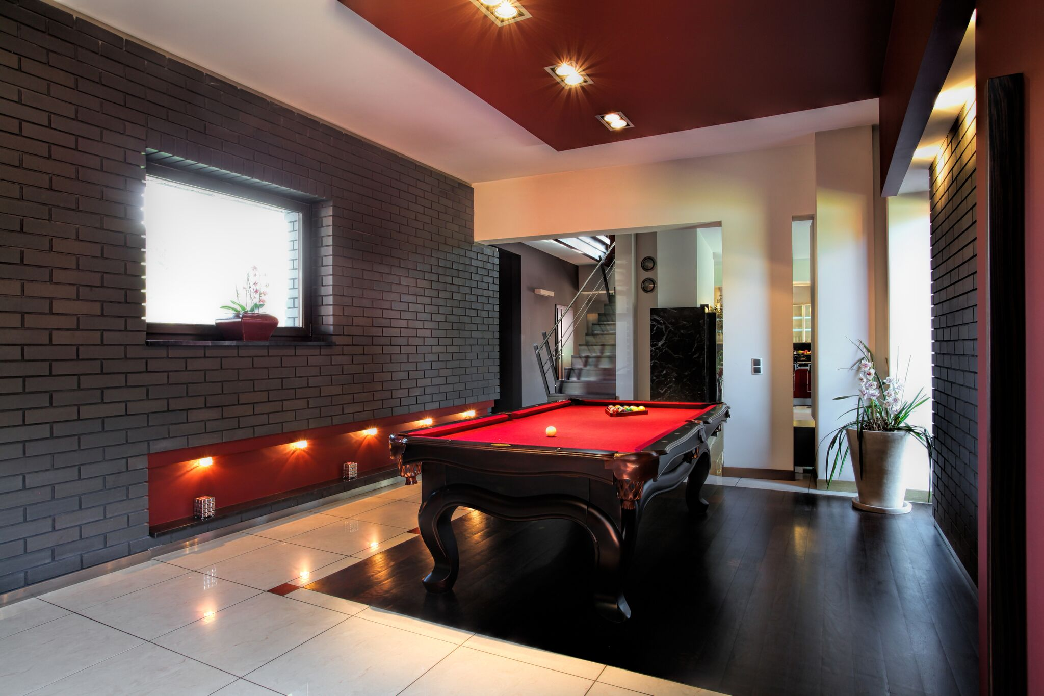 20 Ideas For Man Caves Masculine Wall Colors And Themes
