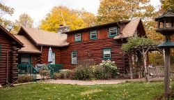 Exterior house painting by CertaPro painters in Door County, WI
