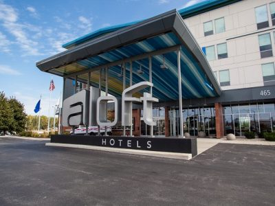 Commercial Hospitality painting by CertaPro house painters in Wisconsin