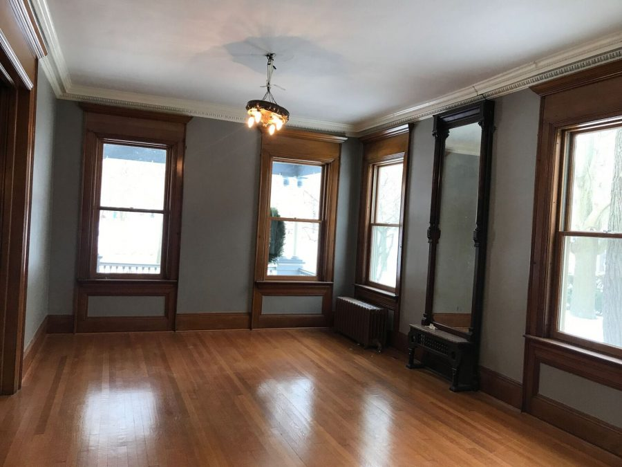 Interior house painting by CertaPro house painters in East Green Bay, WI